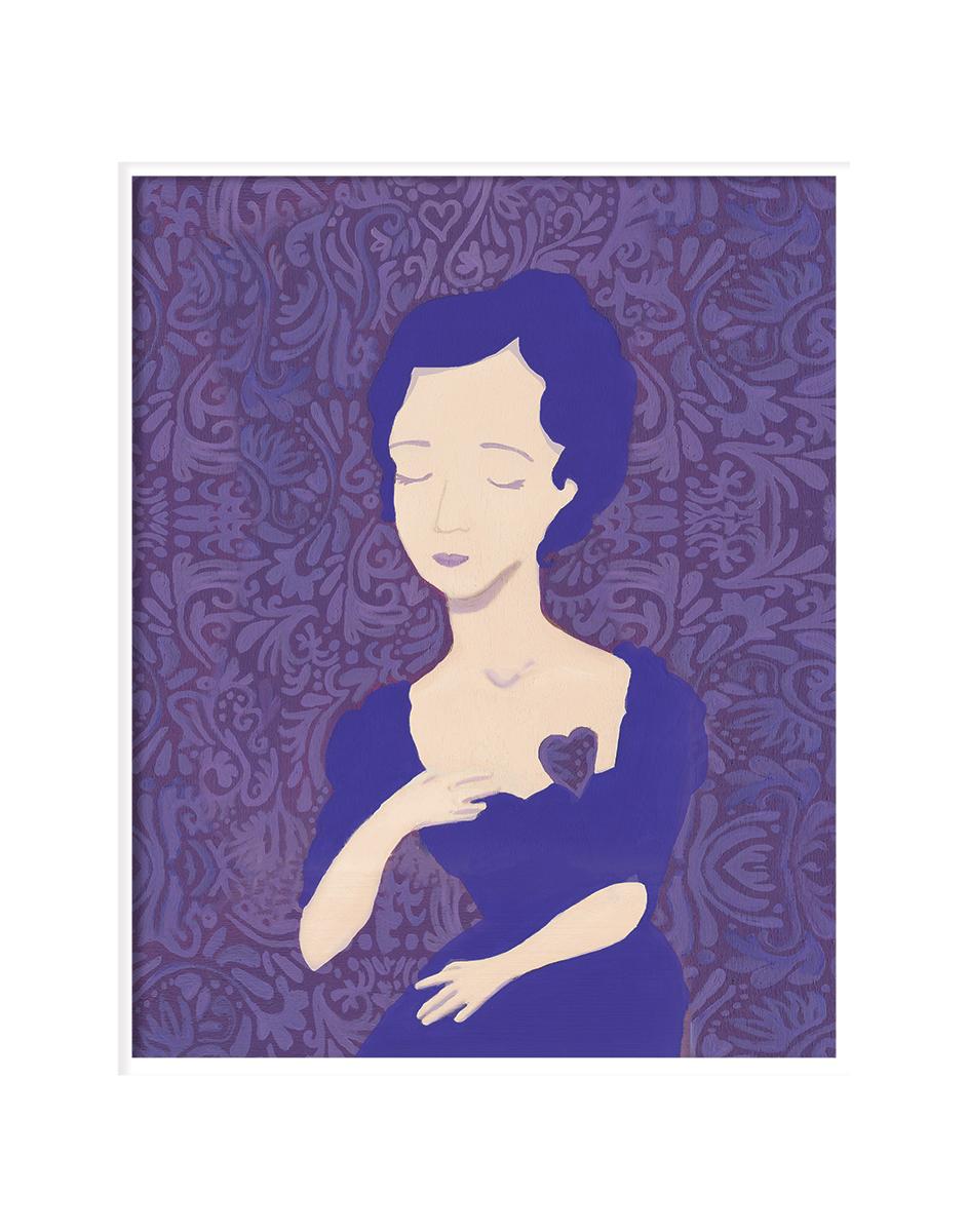 Jane Austen My Heart is Yours