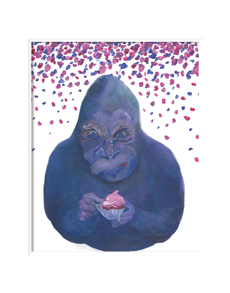 Party Animal Gorilla