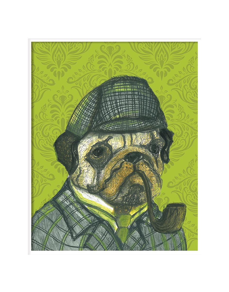 Puglock Holmes