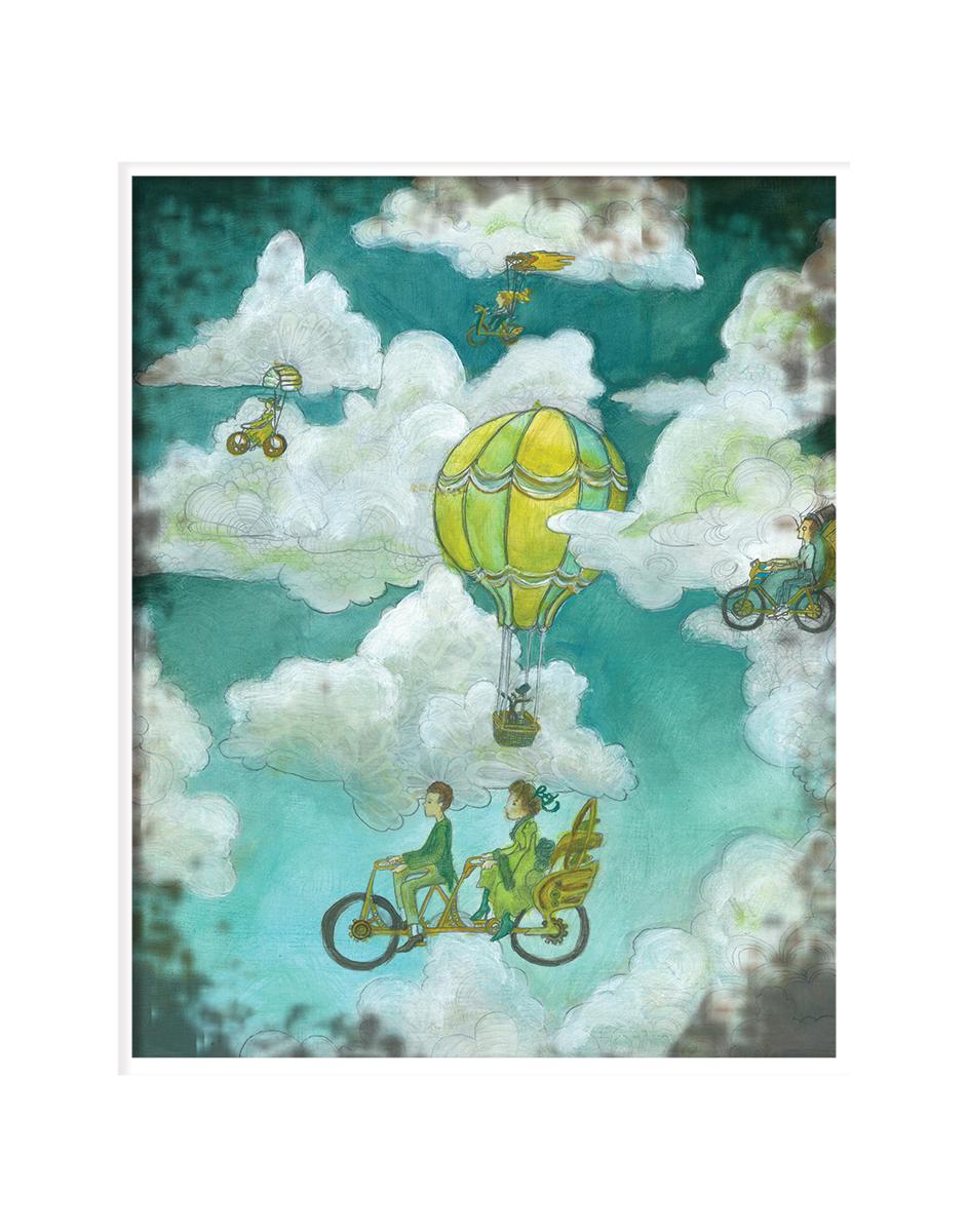 Skycycle Races