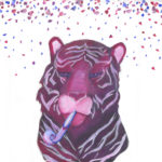 Party Animal Tiger